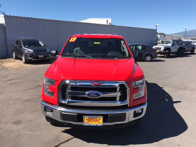 Used 2017 Ford F-150 For Sale | Susanville CA | VIN