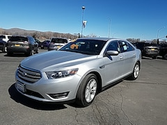 Certified Pre Owned 2018 Ford Taurus SEL Car in Susanville, near Reno NV