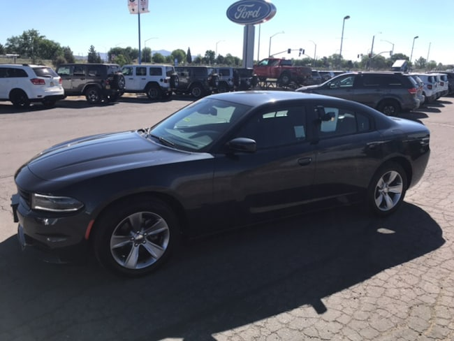Used 2017 Dodge Charger SXT SXT RWD For Sale Susanville, CA