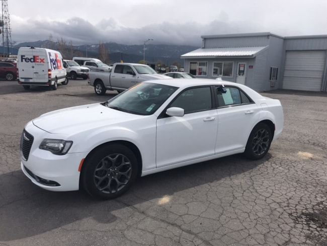 Used 2018 Chrysler 300 300S 300S AWD For Sale Redding, CA