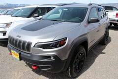 New 2019 Jeep Cherokee TRAILHAWK ELITE 4X4 Sport Utility in Susanville, near Reno