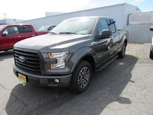 2016 Ford F-150 Truck Short Extended Cab