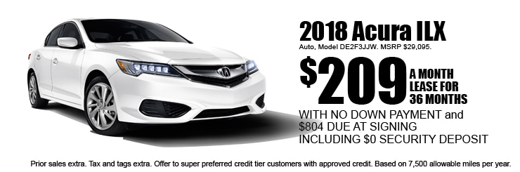Sussman Acura New Acura Dealership In Jenkintown PA - Acura dealers in pa