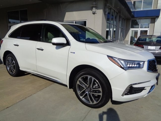 New 2019 Acura MDX Sport Hybrid SH-AWD with Advance Package SUV Macon, GA