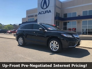 Certified Pre-Owned 2016 Acura RDX Technology SUV for sale in Macon, GA