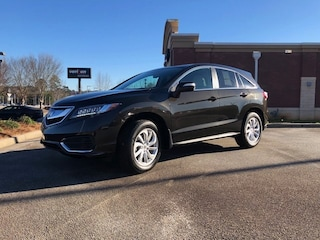 Certified Pre-Owned 2016 Acura RDX Base SUV for sale in Macon, GA