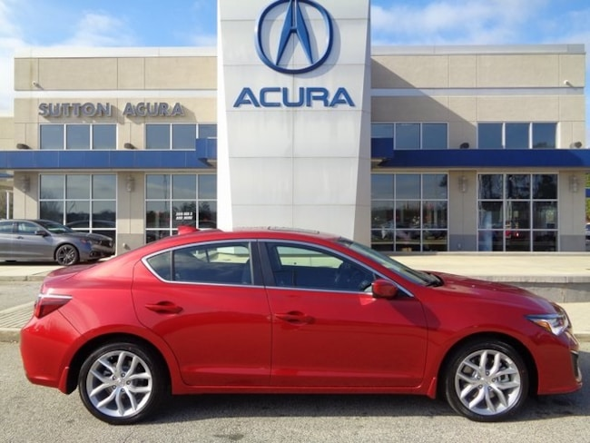 New 2019 Acura ILX Base Sedan Macon, GA