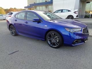 New 2019 Acura TLX 2.4 8-DCT P-AWS with A-SPEC Sedan Macon, GA