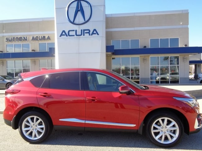 New 2019 Acura RDX Base SUV Macon, GA