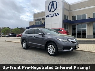 Certified Pre-Owned 2017 Acura RDX Base SUV for sale in Macon, GA