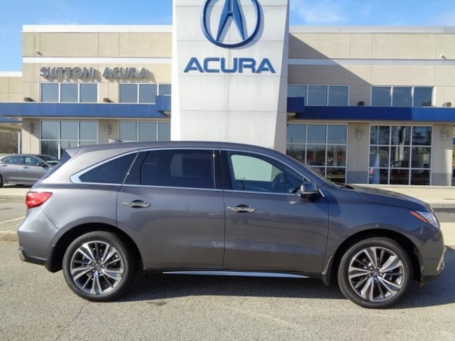 New 2019 Acura MDX SH-AWD with Technology Package SUV Macon, GA