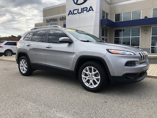 Pre-Owned 2016 Jeep Cherokee Latitude SUV 1C4PJLCB0GW275353 For Sale in Macon, GA