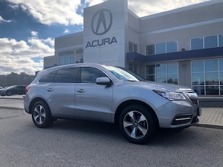 Certified Pre-Owned 2016 Acura MDX 3.5L SUV for sale in Macon, GA