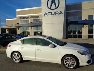 Certified Pre-Owned 2016 Acura ILX 2.4L Sedan for sale in Macon, GA