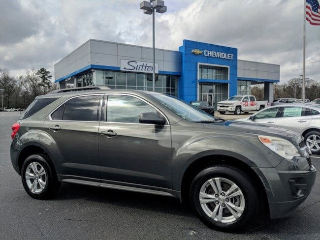 Used 2012 Chevrolet Equinox LT SUV Macon, GA