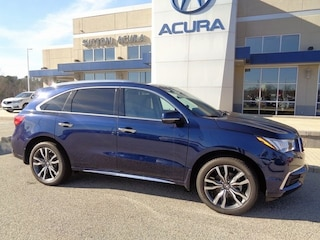 New 2019 Acura MDX with Advance Package SUV Macon, GA