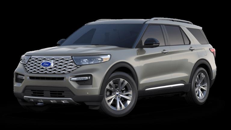 2020 Ford Explorer Trim Levels Xlt Vs Limited Vs St Vs
