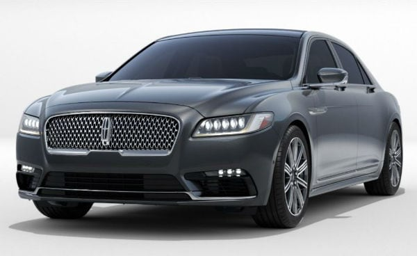 Sutton Lincoln 2018 Lincoln Continental
