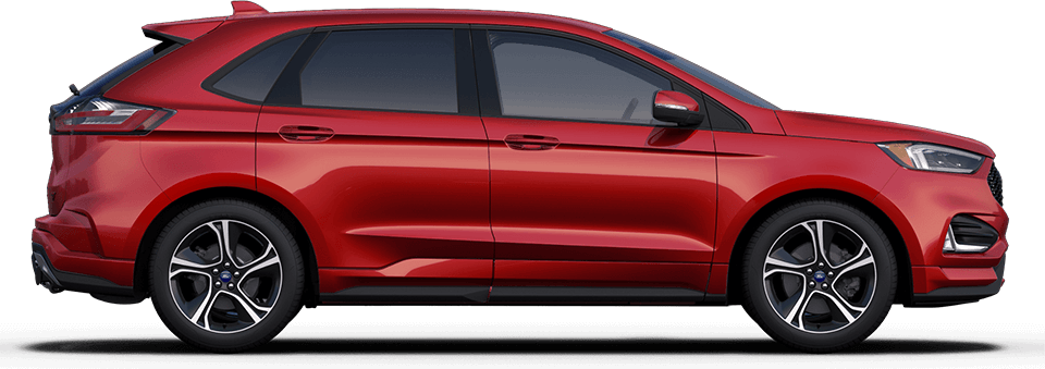 2019 Ford Edge ST Red