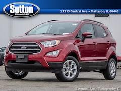 2019 Ford EcoSport SE SUV MAJ6S3GL5KC276347