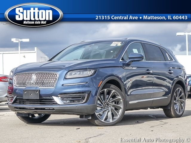 New 2019 Lincoln Nautilus For Sale At Sutton Ford Lincoln Vin