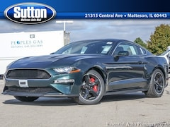 2019 Ford Mustang Bullitt Coupe 1FA6P8K06K5501925