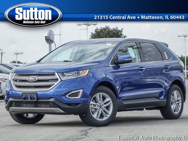 New  Ford Edge Sel Suv For Sale Lease In Matteson Il