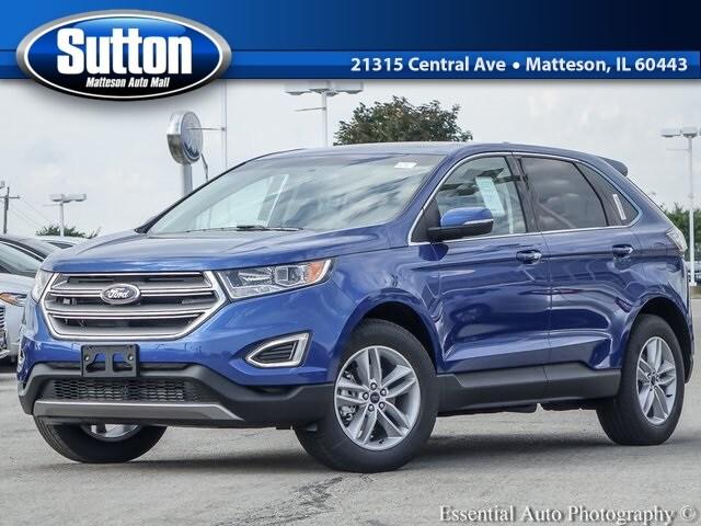 New 2018 Ford Edge SEL SUV for sale/lease in Matteson, IL