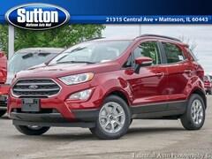 2019 Ford EcoSport SE SUV MAJ3S2GE5KC286276