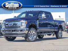 2019 Ford F-250SD Lariat Truck 1FT7W2B69KEC86754