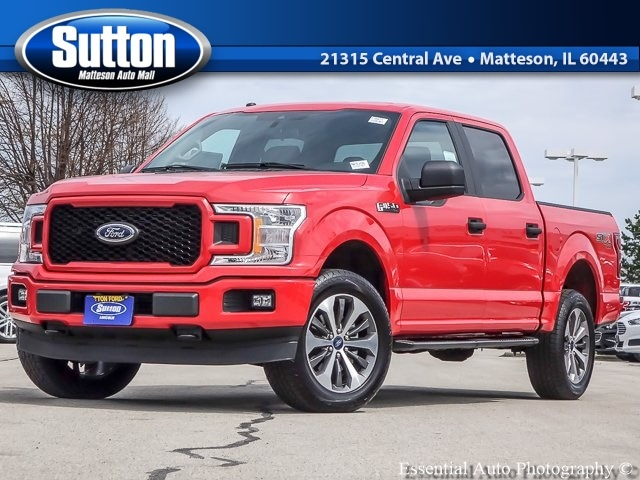 New 2019 Ford F-150 STX Truck for sale/lease in Matteson, IL