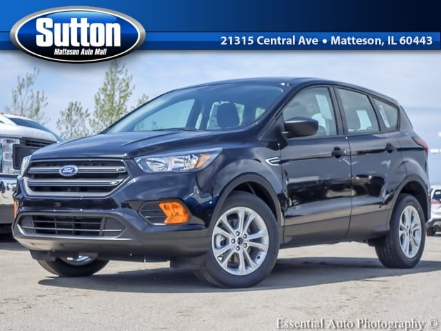 New 2019 Ford Escape S SUV for sale/lease in Matteson, IL