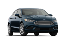 ford fusion research