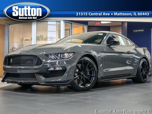 New 2018 Ford Mustang Shelby GT350 Coupe for sale/lease in Matteson, IL