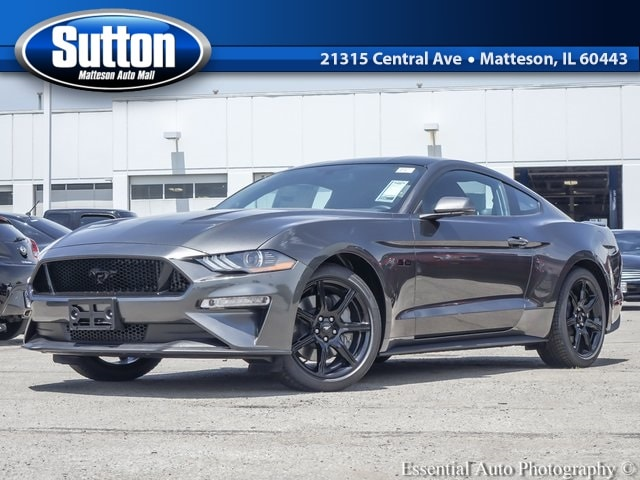 New 2018 Ford Mustang GT Premium Coupe for sale/lease in Matteson, IL