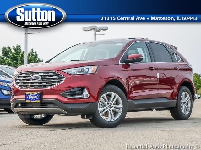 New 2019 Ford Edge SEL SUV for sale/lease in Matteson, IL
