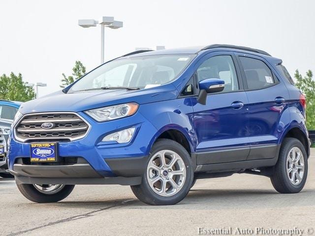 New 2018 Ford EcoSport SE SUV for sale/lease in Matteson, IL