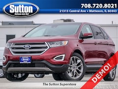 2018 Ford Edge Titanium SUV 2FMPK4K90JBB36698