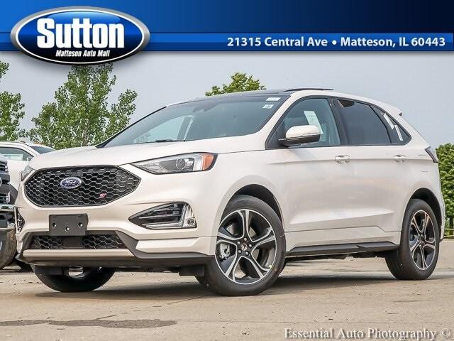 New 2019 Ford Edge ST SUV for sale/lease in Matteson, IL