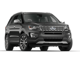 ford explorer suv research