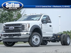 2019 Ford F-450SD Commercial Cab/Chassis