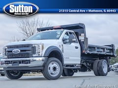 2019 Ford F-350SD XL Cab/Chassis