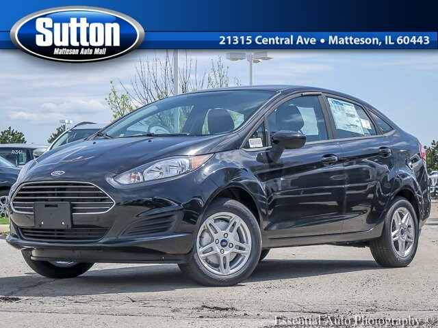 New 2019 Ford Fiesta SE Sedan for sale/lease in Matteson, IL
