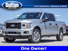 2018 Ford F-150 XL Truck 1FTEW1EP5JFA14877