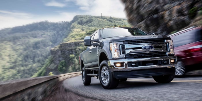 The 2019 Ford F-350 is ready for any job