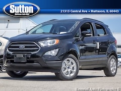 2019 Ford EcoSport SE SUV MAJ3S2GE3KC291055