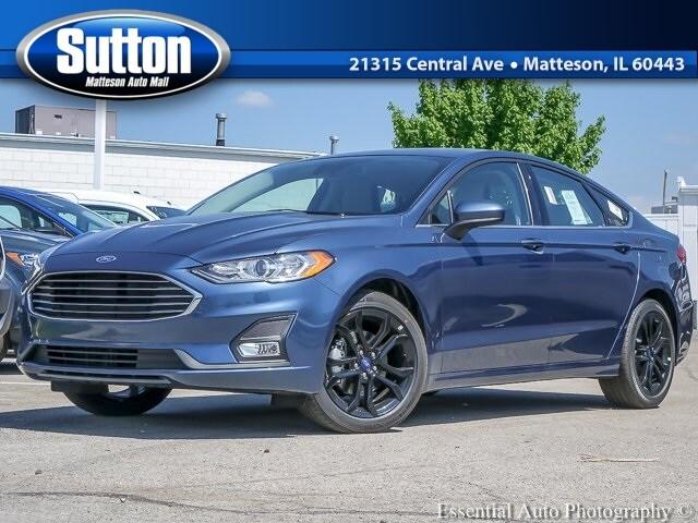 New 2019 Ford Fusion SE Sedan for sale/lease in Matteson, IL