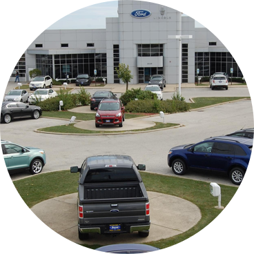 Sutton Ford Commercial dealership
