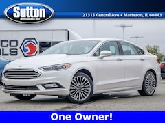 2017 Ford Fusion SE Sedan 3FA6P0HD9HR139865