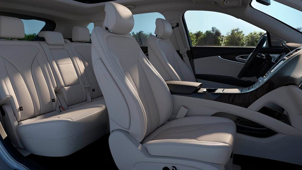 2019 Lincoln Nautilus Interior Design